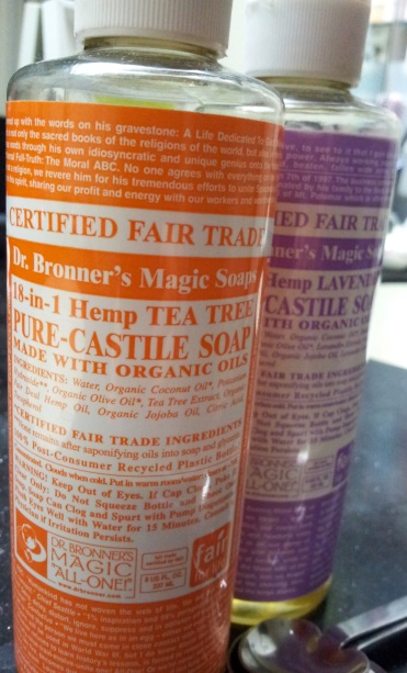 dr bronner magic soap