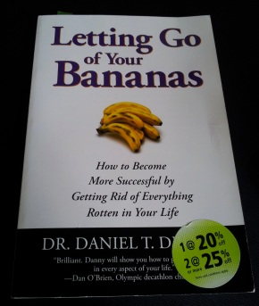 Letting Go fo Your Bananas