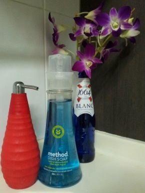 my new Method dish soap!