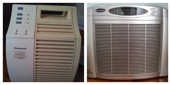 air purifiers - my life saviours!
